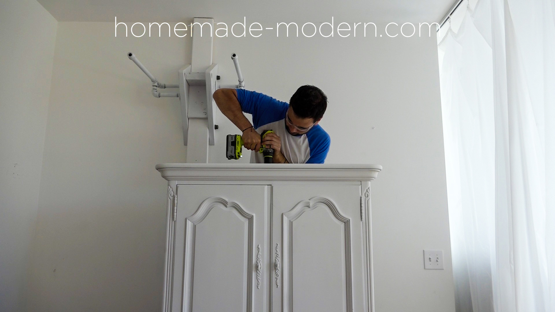 Homemade Modern Ep117 Diy Secret Garden Writing Desk