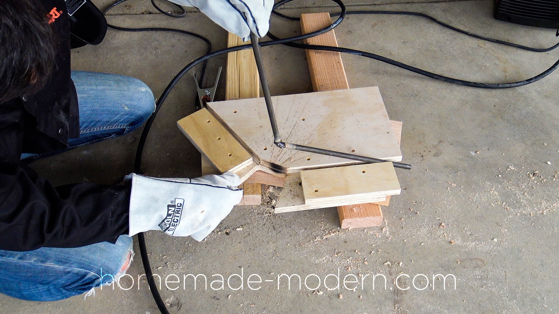 Homemade Modern Ep116 Diy Steel Fire Pit